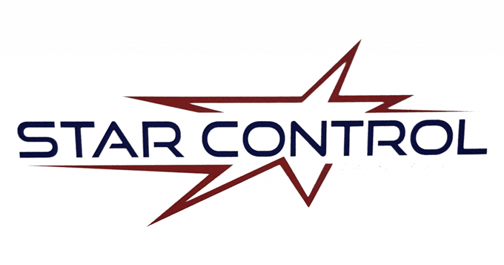 The logo for Star Control, a wholly owned subsidiary of CW Suter Services