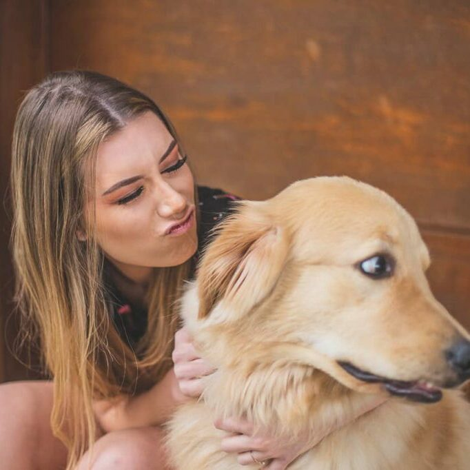 Don't let pet dander separate you from your furry friend! An air purification system may combat allergies to pet dander!